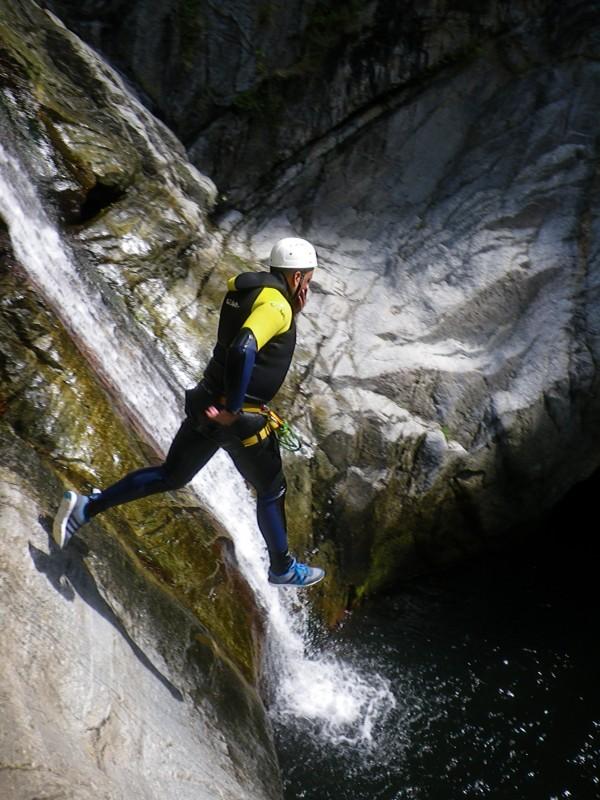 canyon gourg des anelles