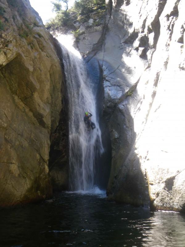 canyon llech
