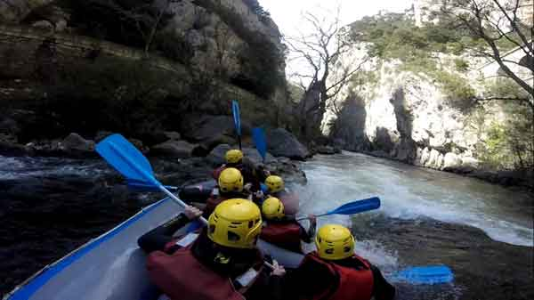 Rafting Axat Aude